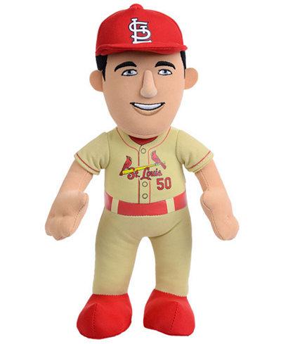 Bleacher Creatures Adam Wainwright St. Louis Cardinals 10inch Player Plush Doll