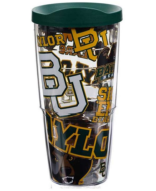Tervis Tumbler Baylor Bears 24oz All Over Colossal Wrap Tumbler