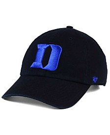 '47 Brand Duke Blue Devils CLEAN UP Cap