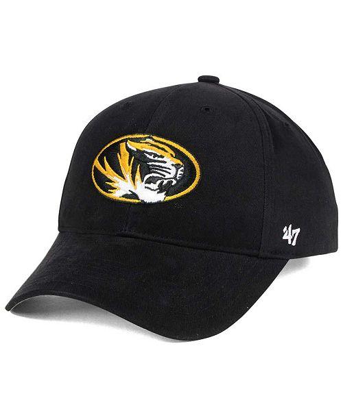 '47 Brand Boys' Missouri Tigers Basic MVP Cap