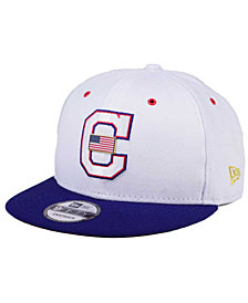 New Era Cleveland Indians Metal America 9FIFTY Snapback Cap