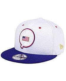New Era New York Yankees Metal America 9FIFTY Snapback Cap