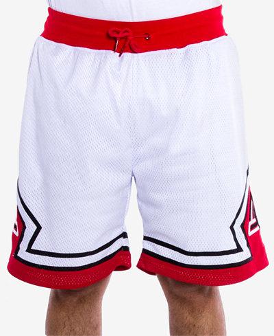Black Pyramid Men's Colorblocked Athletic Shorts