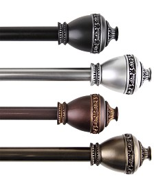 "Rod Desyne Amelie 13/16"" Curtain Rods"
