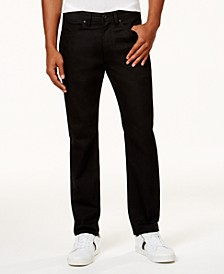 Men's Athlete Tapered-Fit Jeans, Created for Macy's