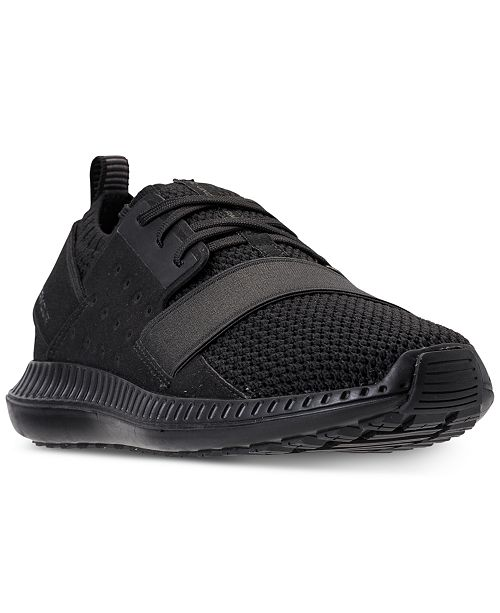 new style 7babb d77d2 Under Armour Big Boys' Threadborne Shift Casual Sneakers ...