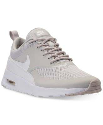 womens nike khaki air max thea trainers skyrim