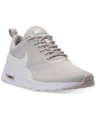 Nike Air Max Thea Fauteuils Inclinables En Cuir Haut De Gamme