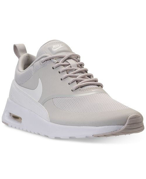 big sale bba70 01afb ... Nike Women s Air Max Thea Running Sneakers from Finish Line ...