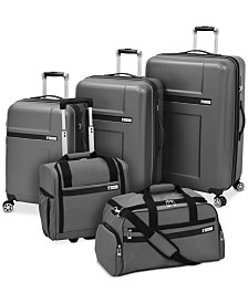 CLOSEOUT! London Fog Southbury Expandable Hardside Spinner Luggage Collection, Created for Macy's
