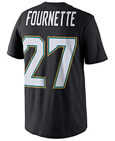 Nike Men's Leonard Fournette Jacksonville Jaguars Pride Name and Number T-Shirt