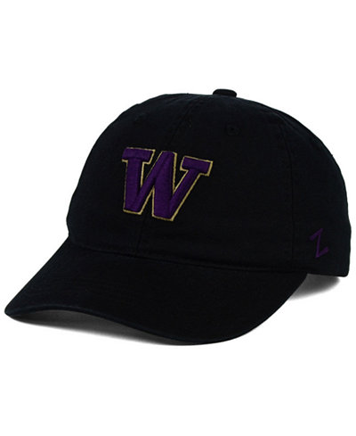 Zephyr Washington Huskies Scholarship Adjustable Cap