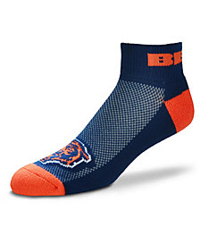 For Bare Feet Chicago Bears The Cuff Ankle Socks