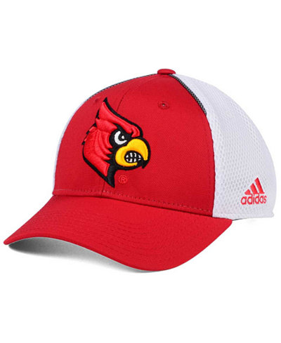adidas Louisville Cardinals Spring Game Structure Cap