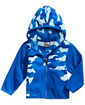 The North Face Glacier Camo Zip Hoodie, Baby Boys