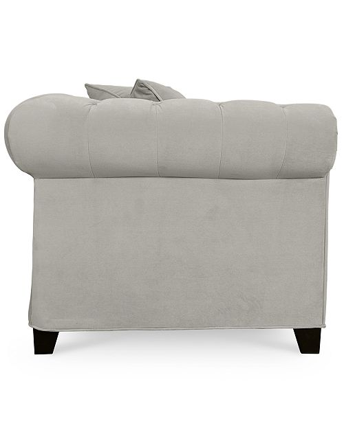 Fine Saybridge 92 Fabric Sofa Created For Macys Lamtechconsult Wood Chair Design Ideas Lamtechconsultcom