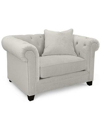 Martha Stewart Collection Saybridge Living Room Chair