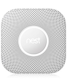 Google Nest Protect (Wired) 2nd Generation, White