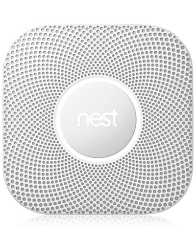 Nest 2nd Generation Smoke Protect Wired Alarm