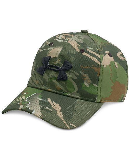 170313bc79b Under Armour Camo Cap   Reviews - Hats
