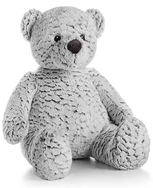 First Impressions 18 Plush Bear Baby Boys Girls Created For