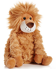 "First Impressions Baby Boys & Girls 8"" Plush Lion, Created for Macy's"