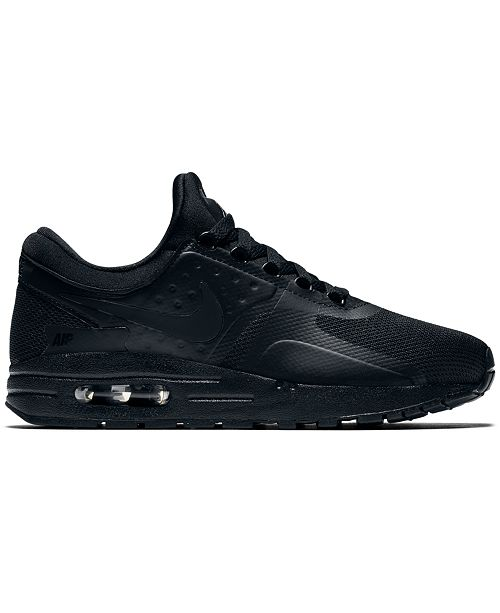 ... Nike Big Boys  Air Max Zero Essential Running Sneakers from Finish Line  ... 16ebb2e02
