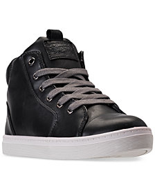 Original Penguin Little Boys' Carson High Top Casual Sneakers from Finish Line
