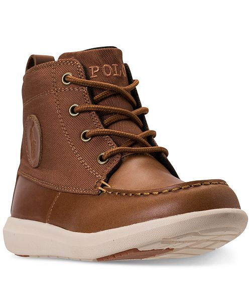 db0485cea8e7 Polo Ralph Lauren Toddler Boys  Ranger Sport Boots from Finish Line ...