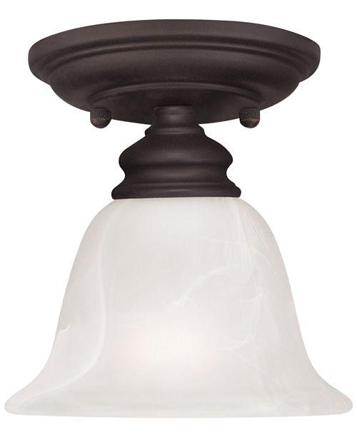 Livex Essex Semi Flush Light