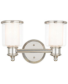 Livex Middlebush Polished Light Bath Bar