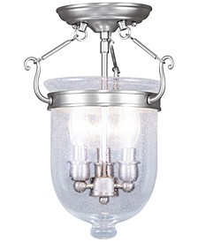Jefferson Semi Flush Light