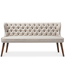 Scarlett 3-Seater Sofa, Quick Ship