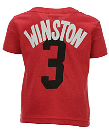 Outerstuff Jameis Winston Tampa Bay Buccaneers Whirlwind Player T-Shirt, Infant Boys (12-24 months)