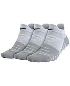 Nike 3-Pk. Dry Low-Rise Training Socks