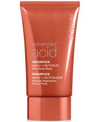 Advanced Acid Resurface NIA114 + Glycolic Skin Reset Mask, 1.7-oz.