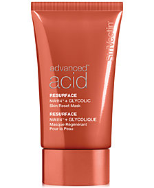 StriVectin Advanced Acid Resurface NIA114 + Glycolic Skin Reset Mask, 1.7-oz.