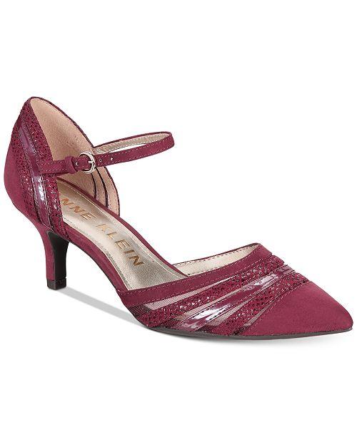 9287a7a3256 anne klein shoes sale macy s Anne Klein Fayme Pumps   Reviews - Pumps -  Shoes - Macy s