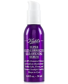 Kiehl's Since 1851 Super Multi-Corrective Eye-Opening Serum, 1-oz.