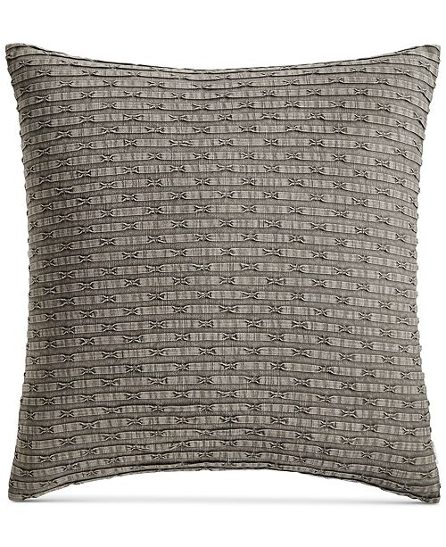 Hotel Collection CLOSEOUT! Arabesque Cotton European Sham, Created for Macy's