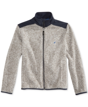 Nautica Fleece Jacket Big Boys