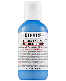 Kiehl's Since 1851 Ultra Facial Oil-Free Lotion, 4.2-oz.