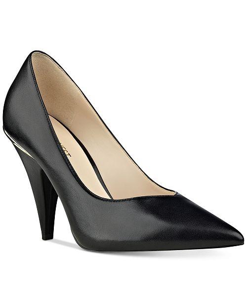 7279045d1bf Nine West Whistles Pumps   Reviews - Pumps - Shoes - Macy s
