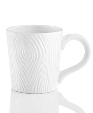 Merry and Bright Log Figurine Mug Created for Macys