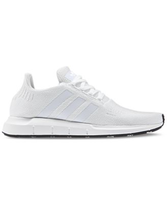 Image of adidas Men's Swift Run Casual Sneakers from Finish Line
