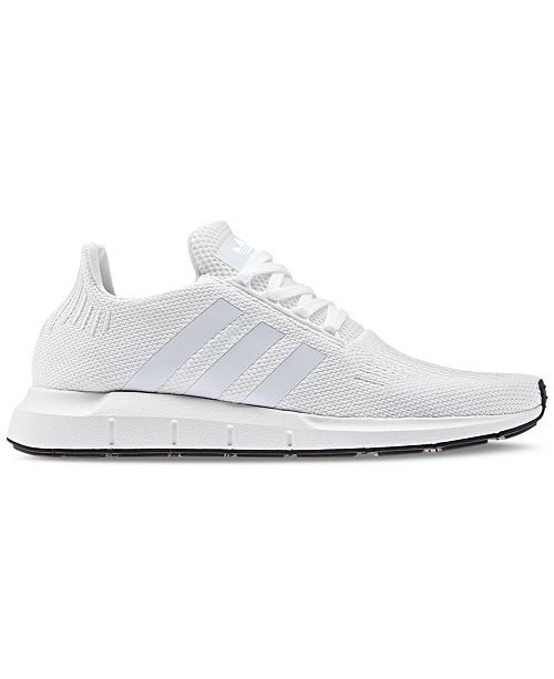 1539f0ddd3dcd adidas Men s Swift Run Casual Sneakers from Finish Line   Reviews ...