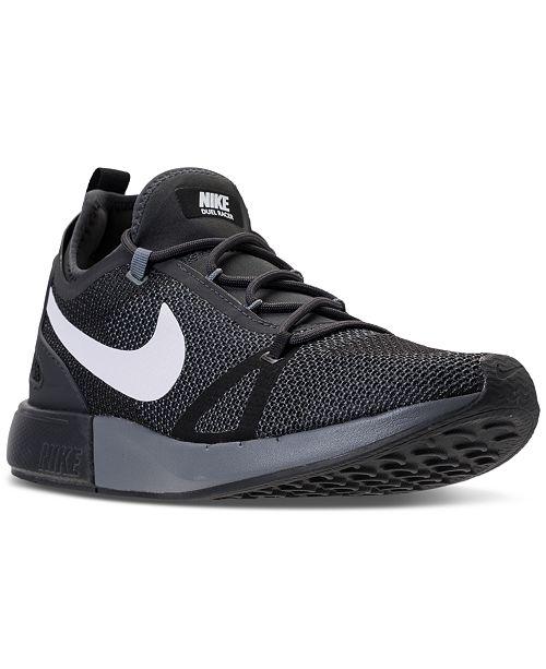 e3b614b6d0e1f4 Nike Men s Duel Racer Running Sneakers from Finish Line   Reviews ...