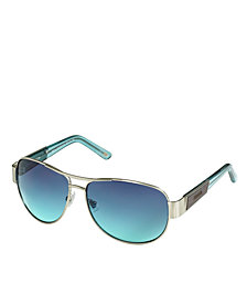 Fossil Sunglasses, Rena Aviator