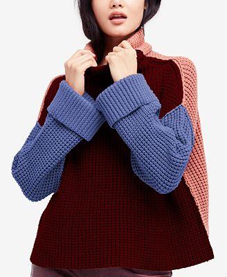 Free People Park City Turtleneck Sweater