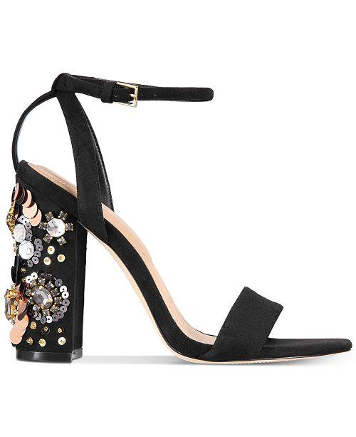 c28a6958575 ALDO Luciaa Two-Piece Dress Sandals   Reviews - Sandals   Flip Flops ...